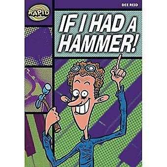 Livello Starter rapido: Se avessi un martello!