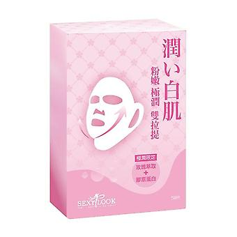 SexyLook Rose Extract and Collagen Mask 10 pieces