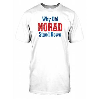 Pourquoi at-Norad Sit Down Hommes T-shirt