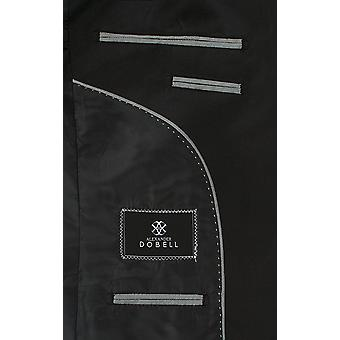 Dobell Boys Black Tuxedo Dinner Jacket Regular Fit Shawl Lapel