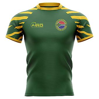 2020-2021 Etelä-Afrikka Springboks Home Concept Rugby Paita - Lapsille
