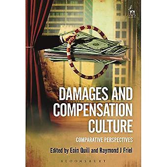 Skadestånd och kompensations kultur: komparativa perspektiv