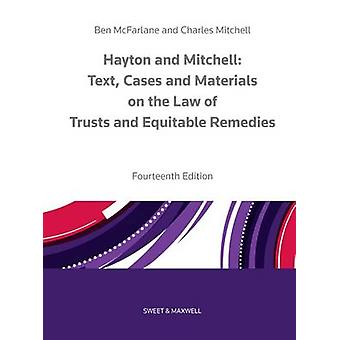 Hayton and Mitchell on the Law of Trusts & Equitable Remedies - Texts