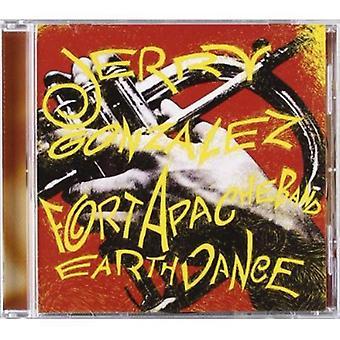 Jerry Gonzalez - Earthdance [CD] USA import