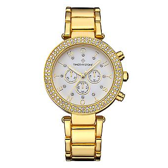 Timothy Stone femme D SIRE-montre or-ton inoxydable