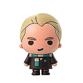 Magnet - Harry Potter - Draco With Scarf 3D Foam New 48357