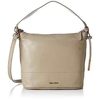 Marc OPolo Lara - Women Beige Shoulder Bags (Broken White) 14x36x38 cm (B x H T)