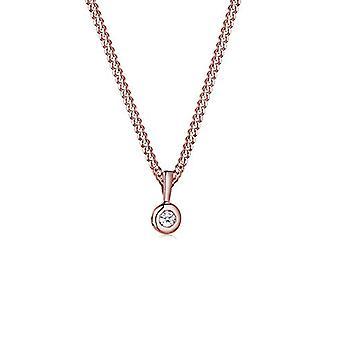 Diamore Silver Woman pendant necklace - 0107181017_45