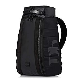 Douchebag Hugger 30L-Black out - Unisex Backpack - Black - 56 x 42 x 5.5 cm
