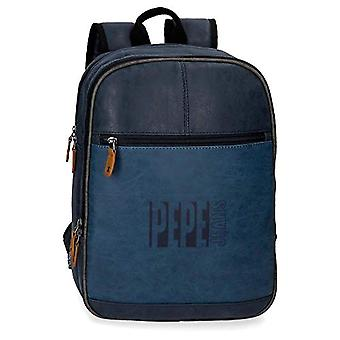 Laptop Backpack Pepe Jeans Max Blue 13.3'