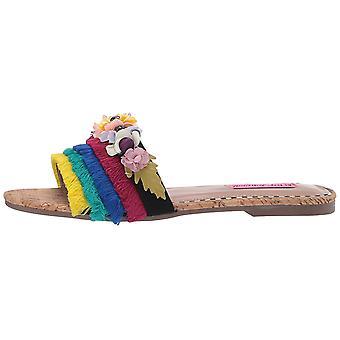 Betsey Johnson Women's Bloomer Sandal