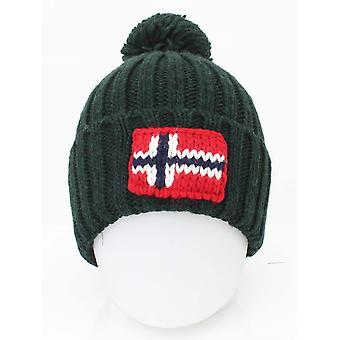 Napapijri Semiury 2 Chapeau Bobble - Hunter Green