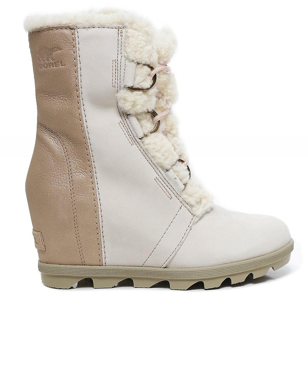 Sorel Joan Of Arctic Wedge II Lux Shearling Boots YQEHo