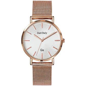 Go Girl Only 695904 - watch steel gold Rose wife