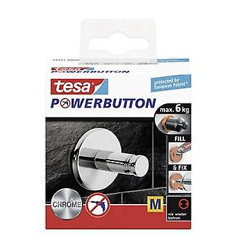 Tesa® כפתור Powerbutton מדיום אוניברסלי