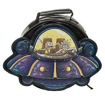 Lunch Bag - Rick and Morty - Spaceship New lx6eq0ric