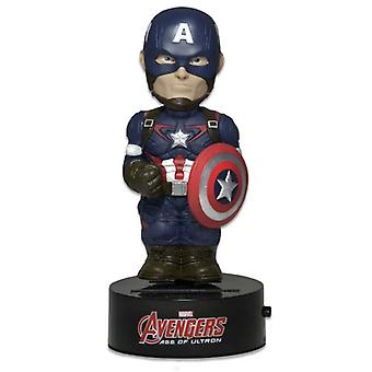 Captain America Body Knocker