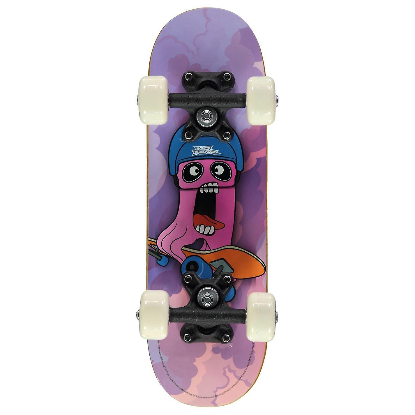 No Fear Kids Skateboard