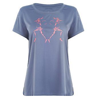 Wilson Womens Tech Tee Short Sleeve Performance T-Shirt Top Ladies