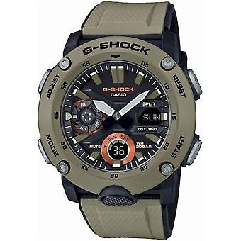 CASIO - ساعة اليد - للجنسين - GA-2000-5AER - G-SHOCK