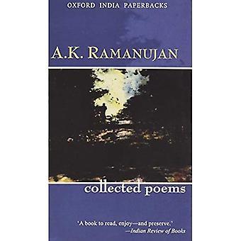 Les poèmes recueillis de A.K. Ramanujan
