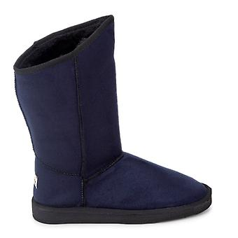 Antarctica - maxi women's boot, blue