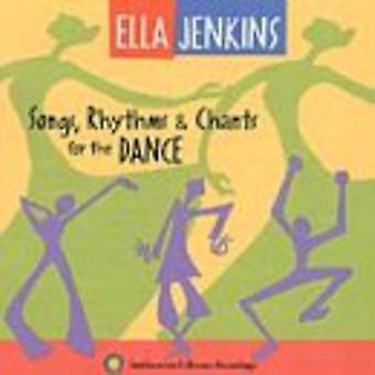 Ella Jenkins - sanger rytmer & Kormusikk for [DVD] USA import
