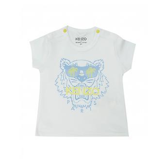Kenzo Kids Iconic Tiger Eye T-shirt