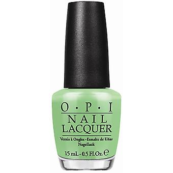 OPI Nagellack - You are so outta lime! NLN34