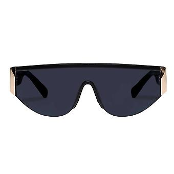 Le Specs Viper Matte Black Sunglasses