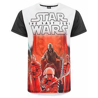 Star Wars The Last Jedi First Order Men's T-Shirt