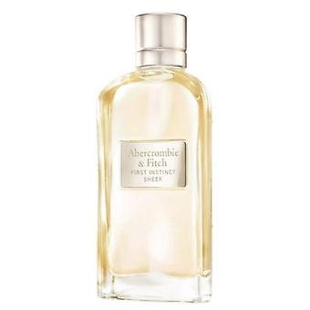 Abercrombie & Fitch First Instinct Sheer Eau de Parfüm 100 ml