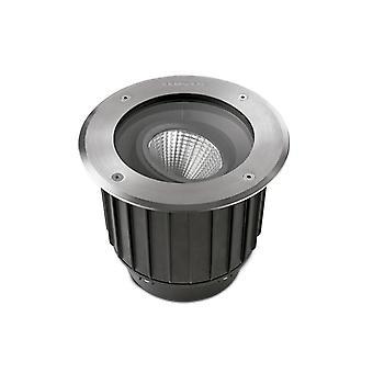 Leds-C4 Gea - Outdoor LED EinbauBoden Uplight Edelstahl poliert 1950lm 2700K IP67 - 55-9907-CA-CK