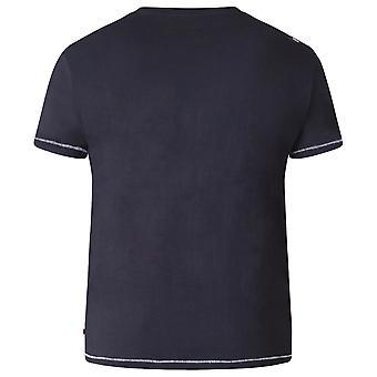 Hertug Herre Jayden Kingsize Applique T-shirt