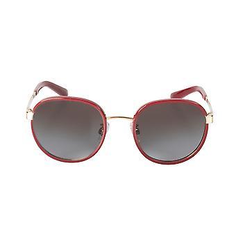 Dolce and Gabbana DG2227J 1318/8G 52 Round Sunglasses