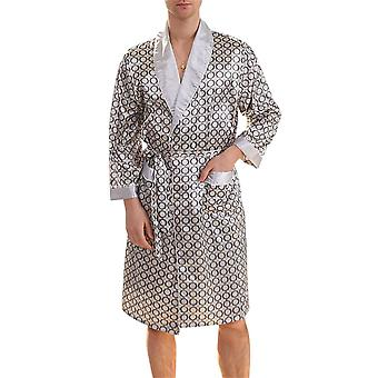 Allthemen Men-apos;s 2-Piece Pajamas Set Printed Homewear Comfortable Sleepwear