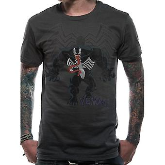 Spiderman Unisex Adults Venom T-Shirt