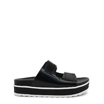 Ana Lublin Original Women Spring/Summer Flip Flops - Black Color 30762