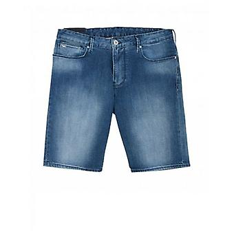 Armani Denim Shorts