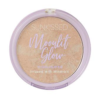 Sunkissed Moonlit Glow 8g Baked Highlighter Compact