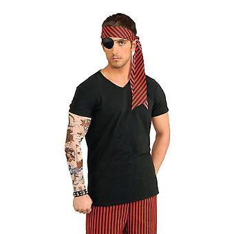 Pirat Tattoo Ärmel