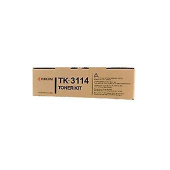 Kyocera Tk 3114 Black Toner Kit 15500 Page Yield
