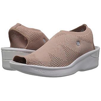BZees Womens Secret Fabric Closed Toe Casual Sport Sandals
