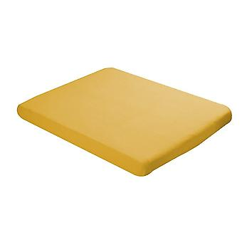 Babybest Hoeslaken Cradle 40x90cm stretch Ochre yellow