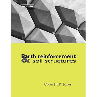 Earth Reinforcement  Soil Structures by Jones & Colin Jfp