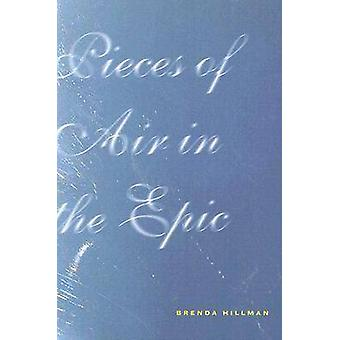 Pieces of Air in the Epic van Brenda Hillman - 9780819567888 Boek