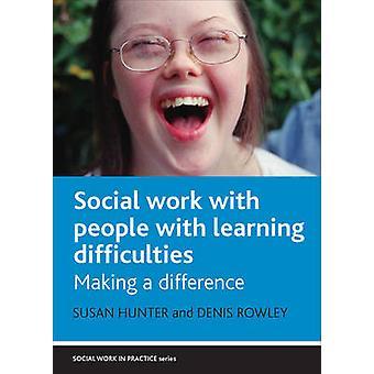 Travail social avec des personnes ayant des difficultés - faire un dif d'apprentissage