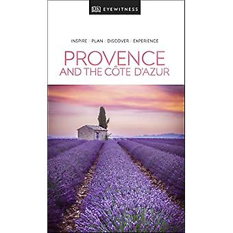 DK Eyewitness Provence and the Cote d'Azur by DK Eyewitness - 9780241