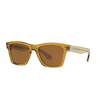 Oliver Peoples Oliver Sun OV5393SU 167153 Dark Honey/Brown Sunglasses