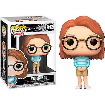 Black Mirror Yorkie Pop! Vinil